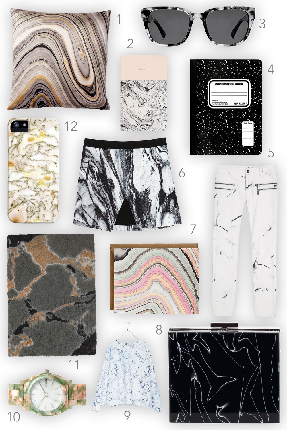 best-marble-clothing-accessories