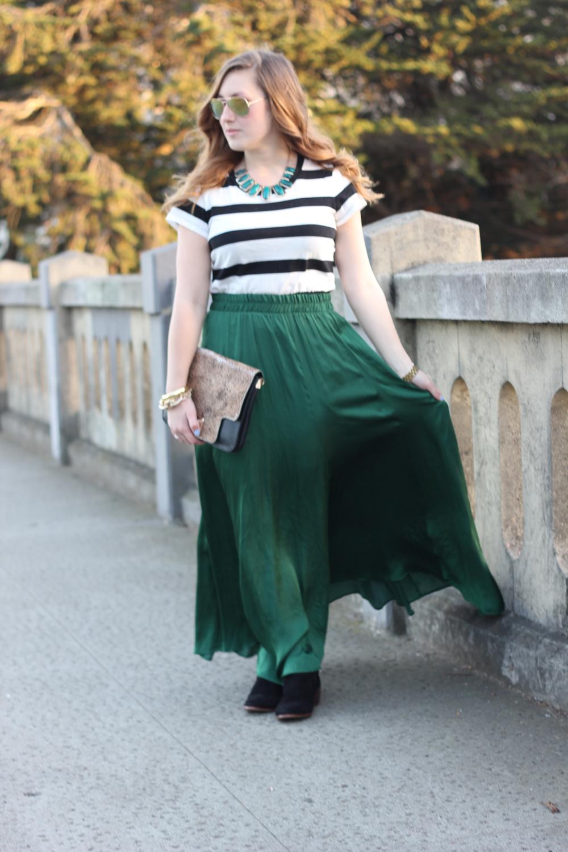 green-maxi-skirt-4
